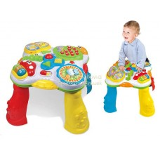 """Обучающий столик """"Говорящий лес"""" Baby Clementon"""