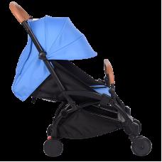 Компактная коляска YOYA 175 голубая NEW
