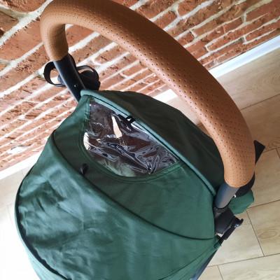 Компактная коляска YOYA 175 зеленая NEW
