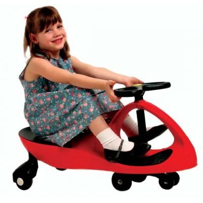 Детская самоходная машинка PLASMACAR красная