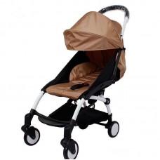 Компактная коляска YOYA 175 коричневая