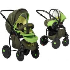 Детская коляска 2 в 1, Tutis Zippy