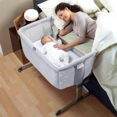 Кроватка Next2Me, Chicco
