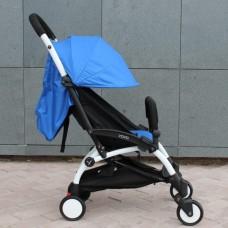 Компактная коляска YOYA 175 синяя