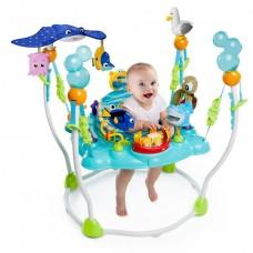 """Прыгунки-игровой центр """"Морские приключения"""", Baby Einshtein"""