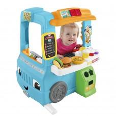 Интерактивный автобус-закусочная Fisher Price