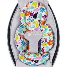 Вкладыш для новорожденного в 4moms MamaRoo