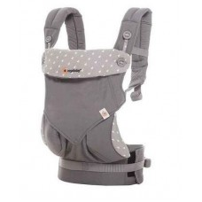 Эргономичный рюкзак Four Position 360, Ergo Baby графит