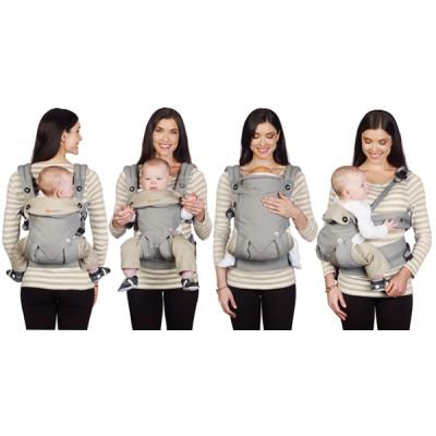 Эргономичный рюкзак Four Position 360, Ergo Baby зеленый