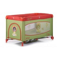 Складной манеж-кровать Jetem C3 зеленый
