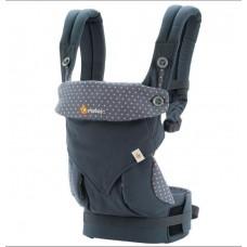 Эргономичный рюкзак Four Position 360, Ergo Baby синий