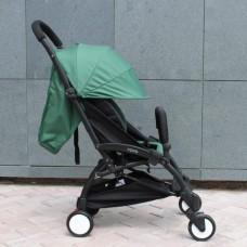 Компактная коляска YOYA 175 зеленая